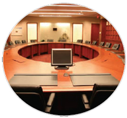 SOPHISTICATED BOARDROOM APPLICATIONS
